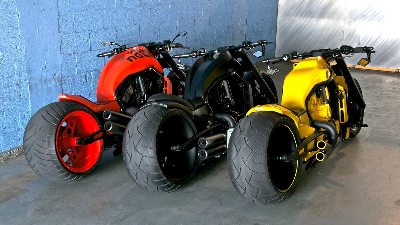 harley davidson v rod and night rod special custom youtube. Black Bedroom Furniture Sets. Home Design Ideas
