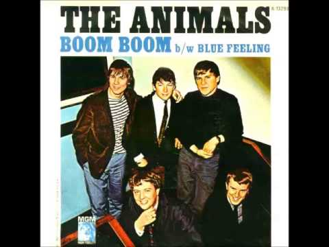 The Animals   Boom Boom