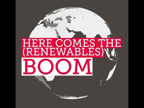Here comes the renewables BOOM \\ Climate Council