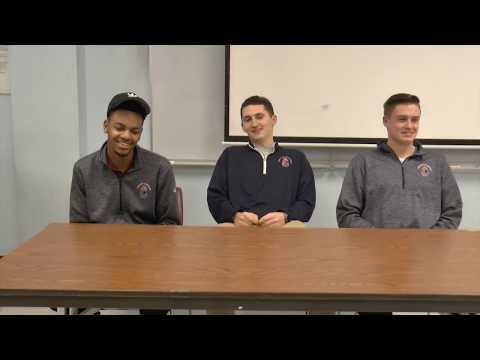 Teammate Tuesday: Daeshon Underwood, Robert Gavin & Ryan Maslen