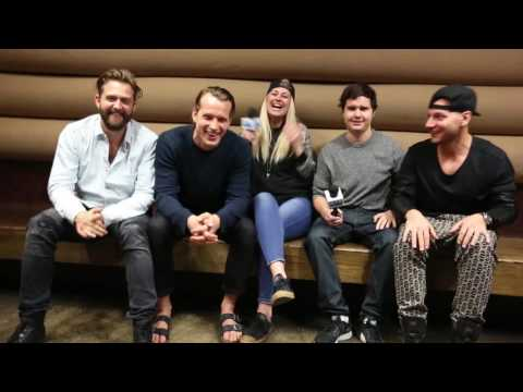 Lukas Graham Wishes You a Happy Father's Day