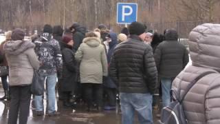 Митинг жителей Коммунарка А101 - полная версия выступлений - 27.11.16