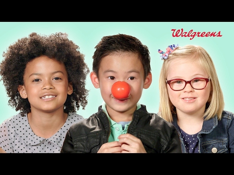 Kids Explain Red Nose Day  Presented by BuzzFeed & Walgreens