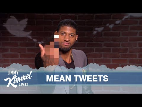 Thumbnail: Mean Tweets - NBA Edition #2