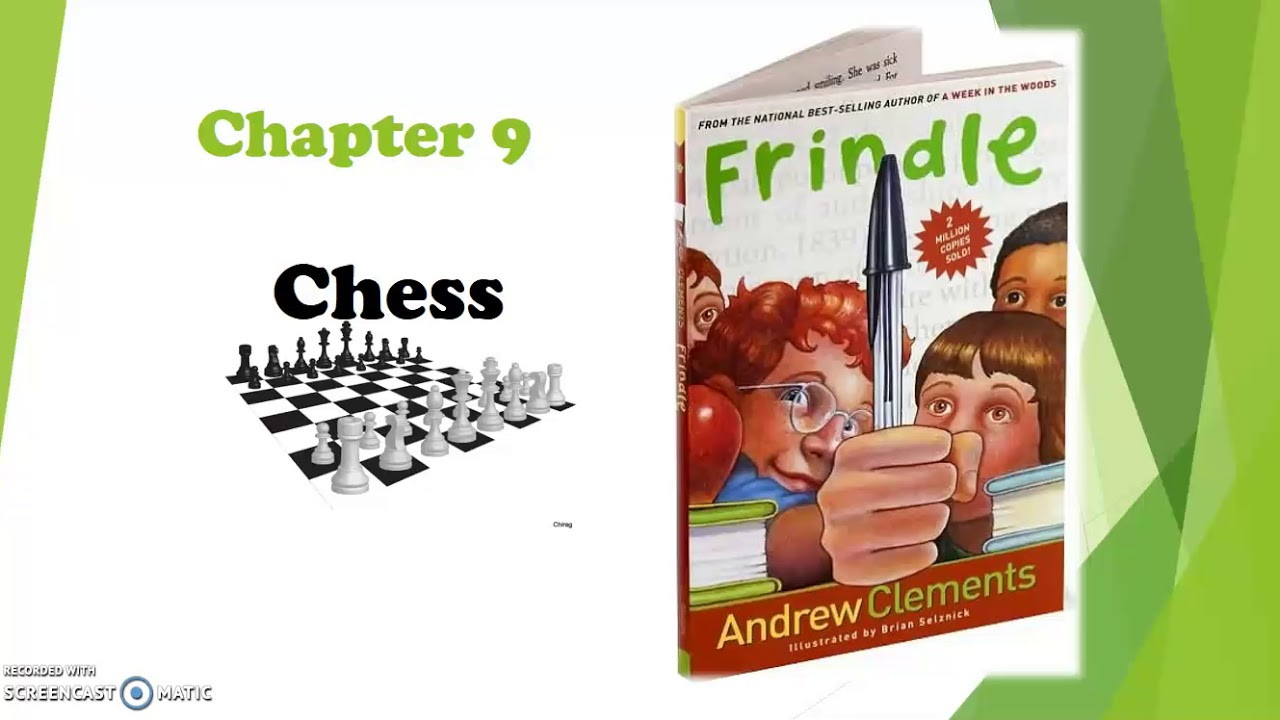 Frindle chapter 9 read aloud