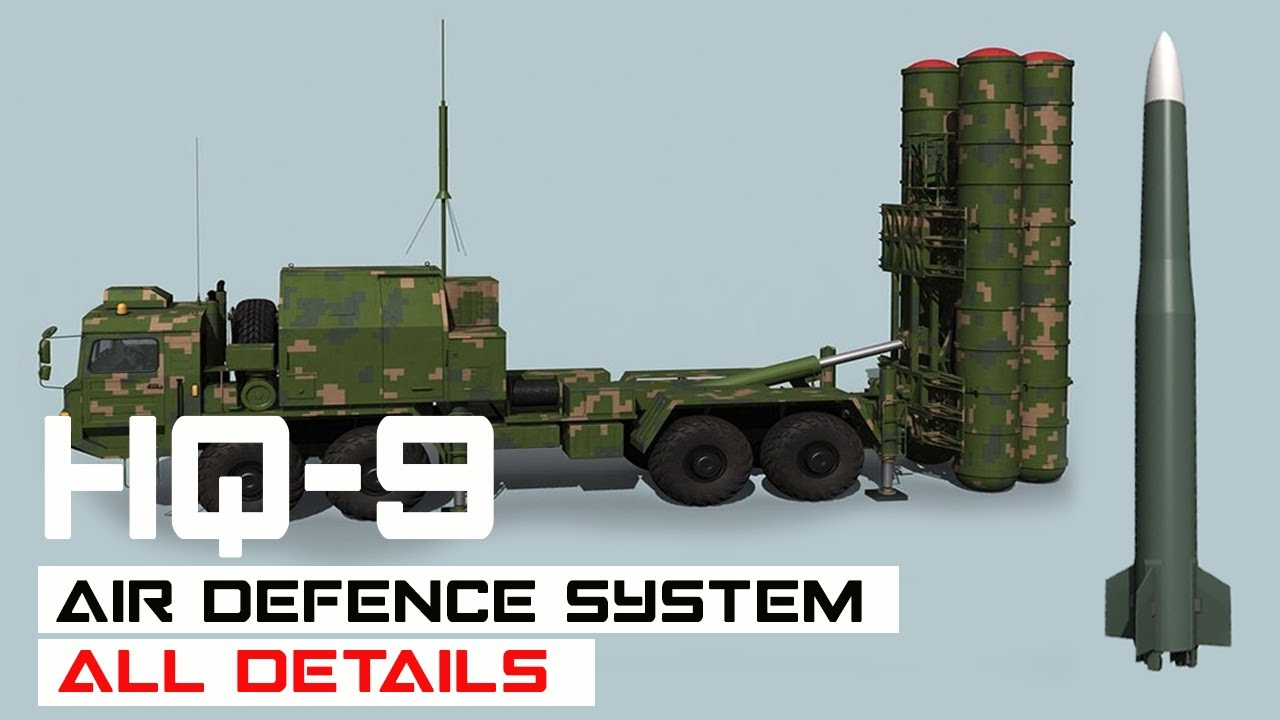 Download HQ-9 Long Range Air Defence System all Details & information | How Capable is this HQ 9 System?