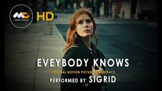 Download Lagu Everybody knows - Sigrid | Justice League | Song Hd | Fanmade Mp3