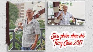 TÙNG CHÙA VỚI SIÊU PHẨM LIÊN KHÚC TRONG STUDIO CHUYÊN NGHIỆP | Tùng Chùa Official | Video 4K