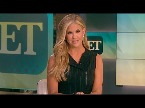 Nancy O'Dell responds to Donald Trump comments