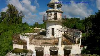 Old Lighthouse in SAIPAN , Northern Mariana Islands U.S.A.