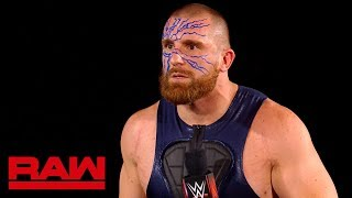 Mojo Rawley wants to share what he's salvaged: Raw Exclusive, May 6, 2019