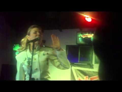 HELPLESS Christina Criscione from THE FLIRTS & Danielle McKee