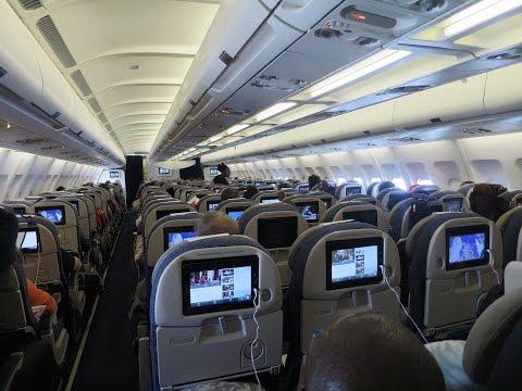 Brussels Airlines   A330-200   Economy Privilege Trip Report   BRU-IAD  