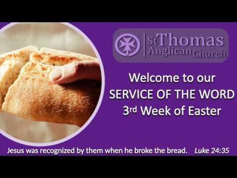 3rd Week of Easter