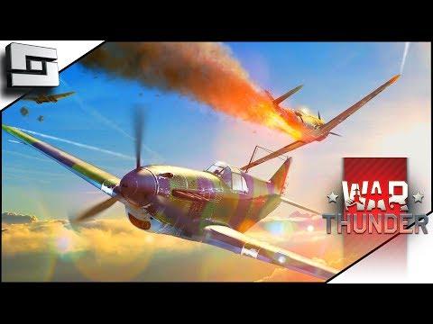 War Thunder! Hot Aircraft Battle Action!