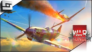 War Thunder! Hot Aircraft Battle Action!