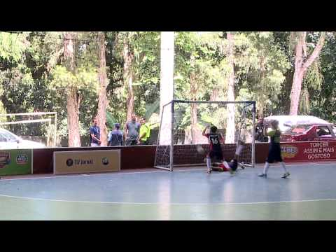 Replay - Nossa Liga Pippos - Lubienska 1 X 3 Carochinha 20 05 14 TV Jornal/ SBT