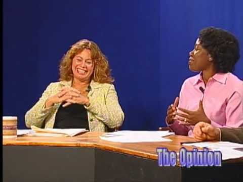 The Opinion Talk Show - Should Prostitution Be Legalized?