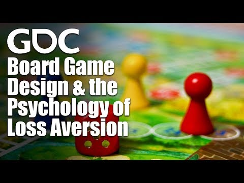Board Game Design Day: Board Game Design and the Psychology of Loss Aversion