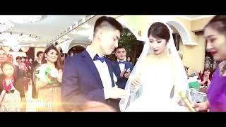 """""""Потрясающая свадьба Олжас и Мұнайтпас"""" свадебная заставка"""