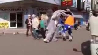 Атака клоунов-Ну волк погоди