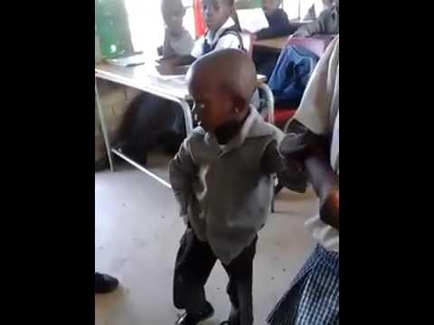 Must watch!! SA kid spies