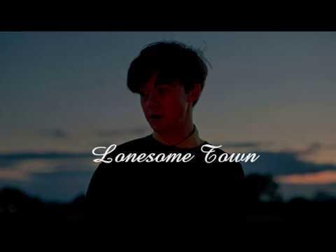    TEOTFW soundtrack    Lonesome Town (LYRICS)