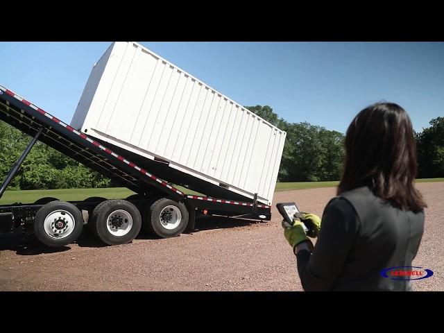 Meet the new guy - the Ledwell HydraTilt Truck