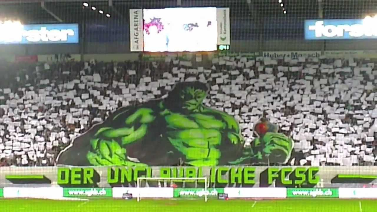 Choreo des FCSG - YouTube