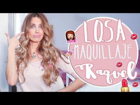 Maquillaje Raquel LQSA - VanesaRomero