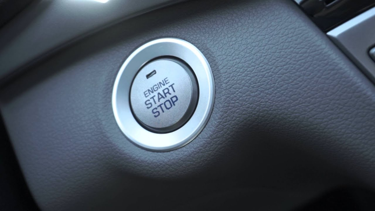 2017 Hyundai Elantra Proximity Key Youtube