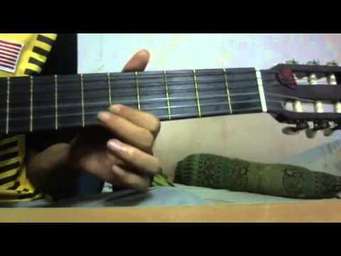 chord gitar lagu teman pengganti malique ft black intro