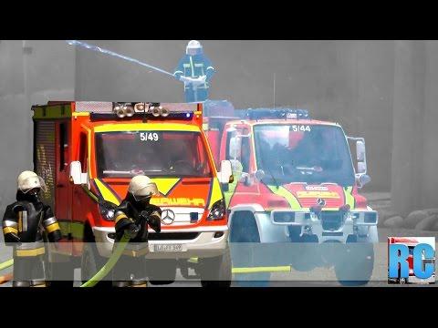 BEST OF RC EVENT - BETTWIL, SWITZERLAND 2015 - RC TRUCKS, EXCAVATOR,FIRE,WHEEL LOADER