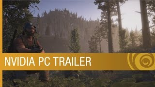 Tom Clancy's Ghost Recon Wildlands PC Trailer: Nvidia GameWorks (4k, 60FPS) [US]