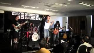 2012年9月1日 印西BandStockライブ.