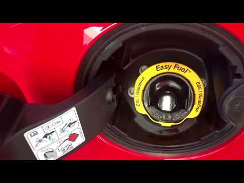 F150 Ford Cap Less Gas Tank won't open but... the fix is easy.