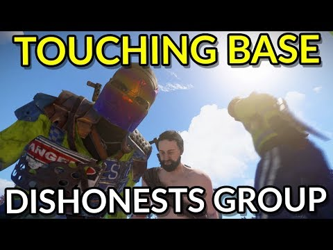 RUST: Touching Base - Dishonests Group (Clan Interview)