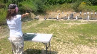 Wallum Lake Gun Club Steel Shoot - 7/13/2014