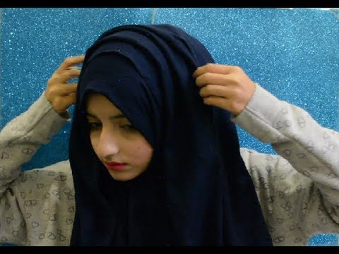 How to wear your hijab without inner cap | Aisha Mukhtar. thumbnail