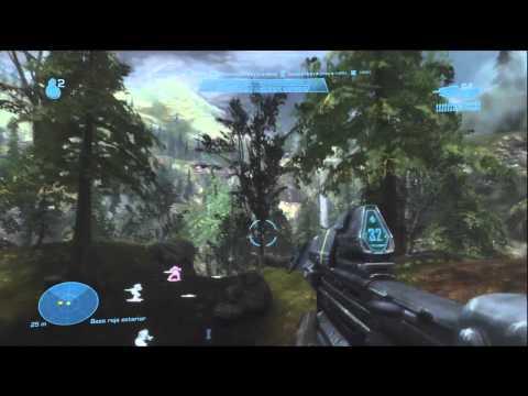 Halo:Reach - Easter egg ''Los 7 peluches de Anniversary'' Parte 1