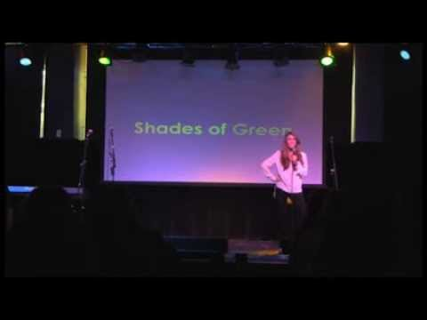 Getting real with green marketing: Tina Andrews at TEDxFSU
