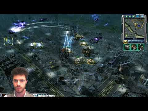 Strife Plays COMMAND AND CONQUER 3: TIBERIUM WARS - 012 - GDI Mission 12: Munich
