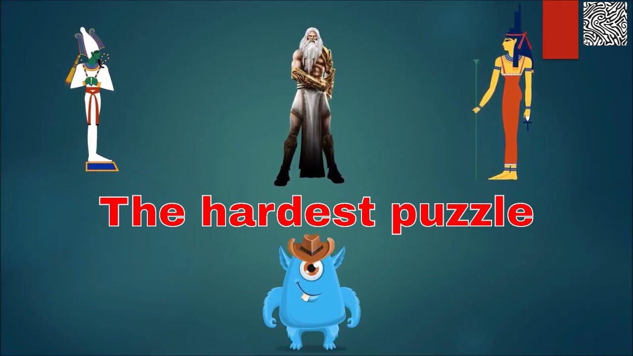 The hardest logic puzzle ever