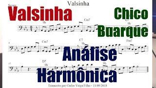 Valsinha - Chico Buarque - Análise Harmônica