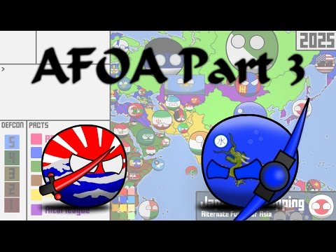 Alternate Future of Asia part 3 l The Two Dragons