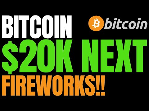 BLOOMBERG: WHY THE BITCOIN PRICE WILL DOUBLE TO $20,000 IN 2020 | BTC Fireworks Are Imminent