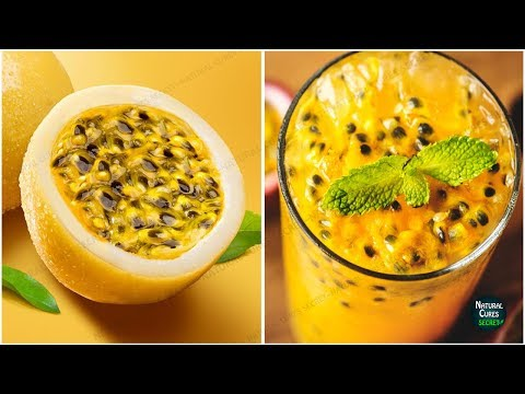 Passion Fruit Benefits and Nutrition | How To Eat Passion Fruit