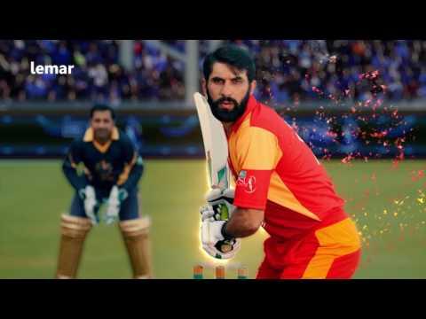 Pakistan Premier League - Cricket - Promo - LEMARTV