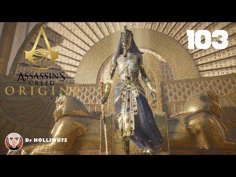 Fluch der Pharaonen #103 - Echnaton besiegen [PS4] | Let's play Assassin's Creed Origins