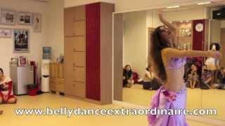 Jamila dance at B.E Xmas Party- Bellydance Extraordinaire school